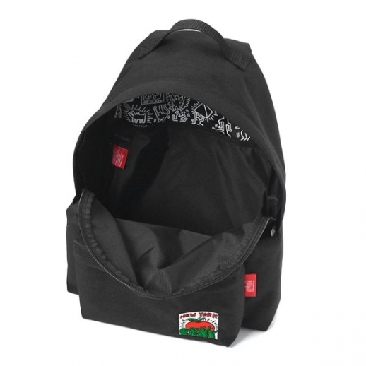 【Big Apple Backpack Keith Haring】