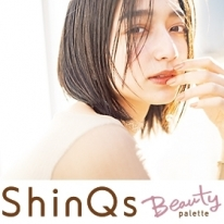 ShinQs beauty palette限定✨アップポイント